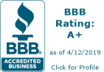 BBB A Plus Service Rating New Jersey Dumpster Rent